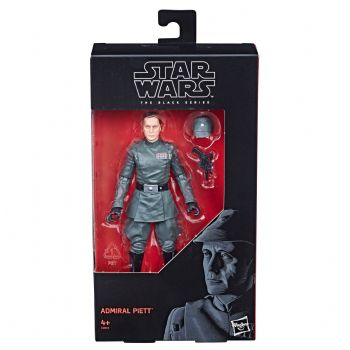 "Star Wars The Black Series Admiral Piett 6"" Action Figure"